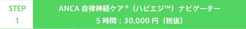 ANCA 自律神経ケア®(ハピエジ™)ナビゲーター